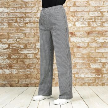 Pull-on chef's trouser Vignette
