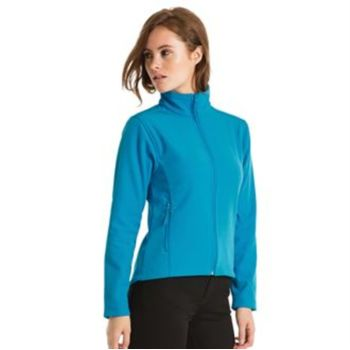 B&C ID.701 Softshell jacket /women Vignette