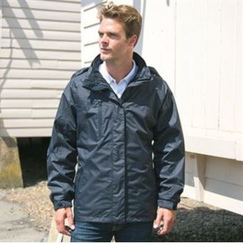 3-in-1 journey jacket with softshell inner Vignette