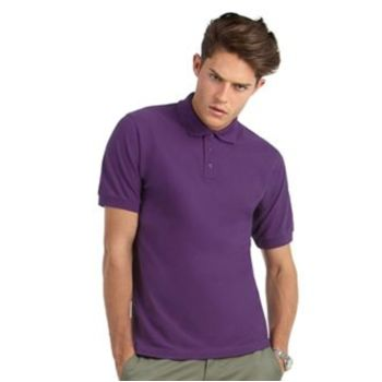 Polo Homme B&C Heavymill Vignette