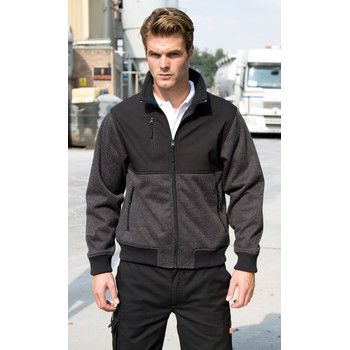Work-guard brink stretch jacket Vignette