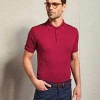 Polo piqué Homme Coolchecker Plus - Coolplus® Vignette