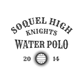 Water Polo Template DNT003 Vignette